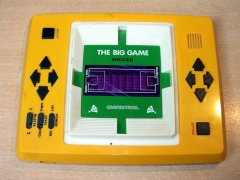 ** The Big Game : Soccer by Grandstand