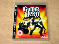 Guitar Hero : World Tour by Activision