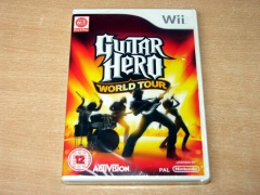 Guitar Hero : World Tour by Activision *MINT