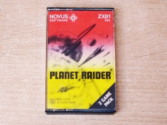 Planet Raider & Pirate Treasure by Novus Software