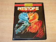 Pitstop II by Epyx