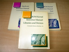 Amiga Hardware Reference Manuals