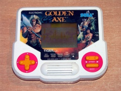 ** Golden Axe by Tiger Electronics