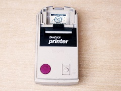 ** Gameboy Printer