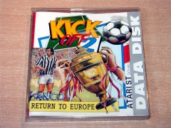 Kick Off 2 : Return To Europe by Anco