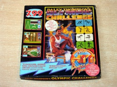 Daley Thompson's Olympic Challenge by The Hit Squad