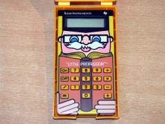 ** Little Professor by Texas Instruments