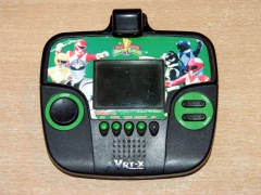 ** Power Rangers VRT-X by Tiger Electronics