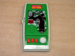** Electronic Golf Game by Bandai