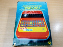 Speak & Spell by Texas Instruments - Boxed