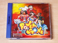 ** Power Stone by Capcom / Eidos