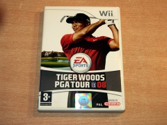 ** Tiger Woods PGA Tour 08 by EA Sports