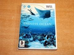 ** Endless Ocean by Nintendo