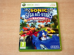 Sonic & Sega All Stars Racing With Banjo Kazooie by Sega