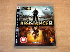Resistance 2 by Insomniac Games