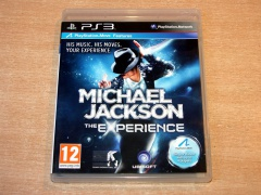 Michael Jackson : The Experience by Ubisoft