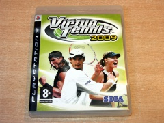 Virtua Tennis 2009 by Sega