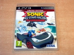 Sonic All Stars Racing Transformed : Limited Edition by Sega