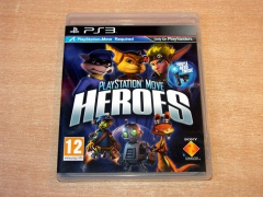 Playstation Move Heroes by Sony
