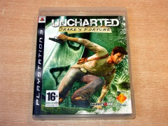Uncharted : Drake's Fortune by Naughty Dog