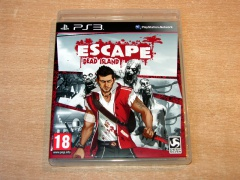Escape Dead Island by Deep Silver
