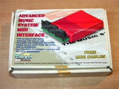 Midi Interface by Datel Electronics
