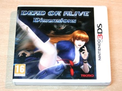 Dead or Alive : Dimensions by Tecmo *MINT