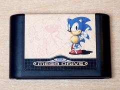 ** Sonic The Hedgehog by Sega
