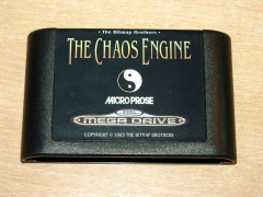 ** The Chaos Engine by Microprose / Bitmap Brothers