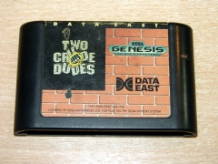 ** Two Crude Dudes by Data East