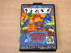 ** The Aquatic Games by Electronic Arts