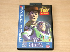 Toy Story by Sega / Disney Interactive