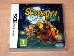 Scooby Doo And The Spooky Swamp by WB Games *MINT