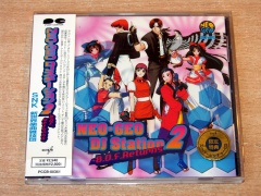 Neo Geo DJ Station 2 : B.O.F. Returns Disc