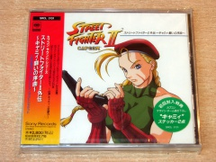 Street Fighter II : Cammy Prelude To Battle CD