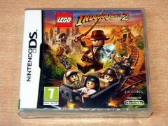 Lego Indiana Jones 2 by Lucasarts *MINT