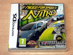 Need For Speed Nitro by EA *MINT