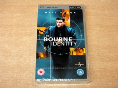 The Bourne Identity UMD Video *MINT