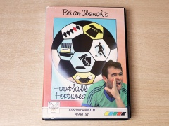 Brian Clough's Football Fortunes by CDS