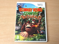 Donkey Kong Country Returns by Nintendo