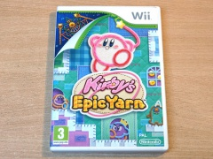 Kirby's Epic Yarn by Nintendo