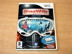 Shaun White Snowboarding : Road Trip by Ubisoft *MINT