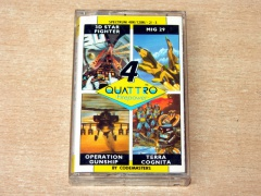 Quattro Firepower by Codemasters