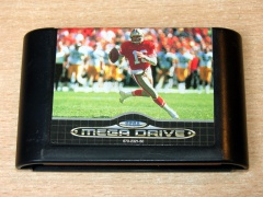 ** NFL Sports Talk Football 93 by Sega
