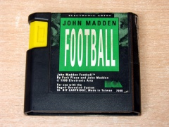 ** John Madden Football by Electronic Arts