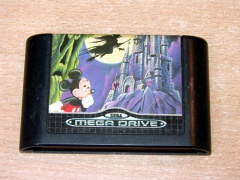 ** Castle Of Illusion by Sega