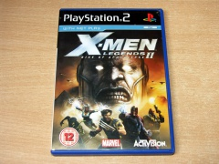 X Men Legends II : Rise Of Apocalypse by Activision