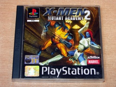 X-Men Mutant Academy 2 by Activision