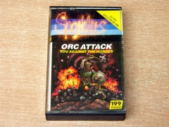 Orc Attack by Sparklers