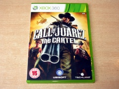 Call Of Juarez : The Cartel by Ubisoft